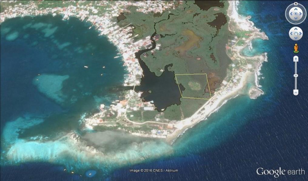 Remax real estate, Honduras, Utila, Rare InTown Development OppTabos Treasureover 10 acres
