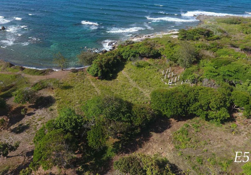Remax real estate, Honduras, Utila, Best view on Utila Lot E5Stellar Views Pumpkin Hill