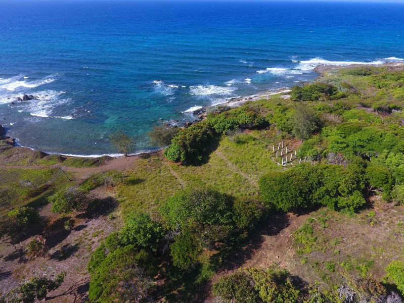 Remax real estate, Honduras, Utila, Best view on Utila Lot F6Stellar Views Pumpkin Hill