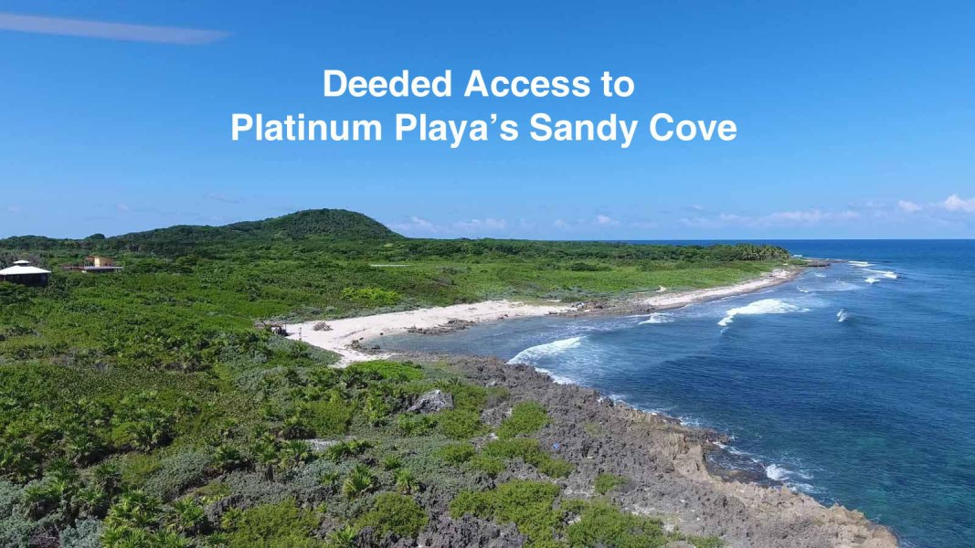 Remax real estate, Honduras, Utila, Platinum Playa B2