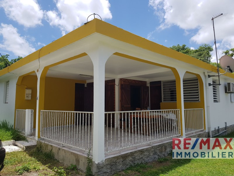 RE/MAX real estate, Guadeloupe, Morne-à-lEau, Jolie maison meublée Bosrédon Morne à L'eau