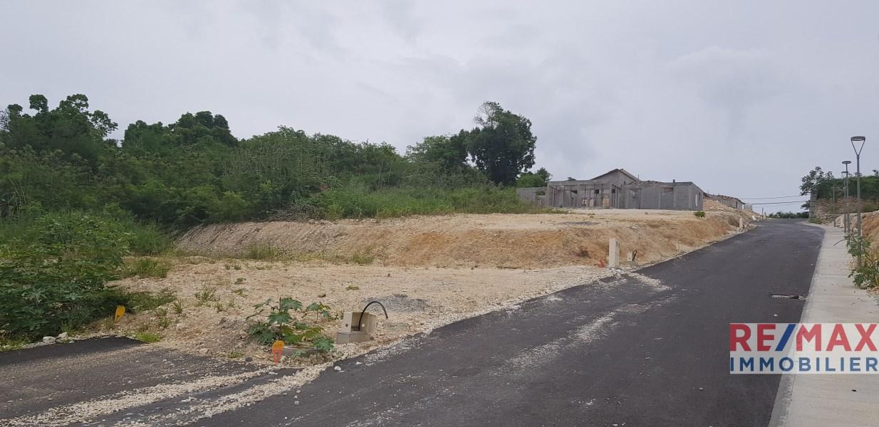 RE/MAX real estate, Guadeloupe, Saint-François, Terrain 550 m² Anse à la Barque - Lotissement