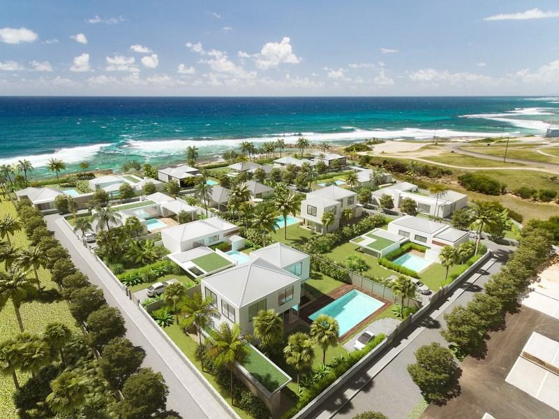 RE/MAX real estate, Guadeloupe, Le Moule, Terrains exceptionnels en bord de mer