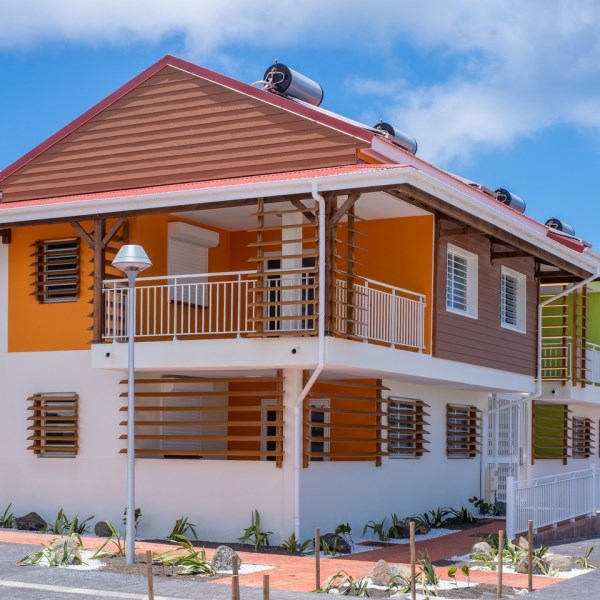 RE/MAX real estate, Guadeloupe, Le Moule, Appartement neuf T2, Le Moule
