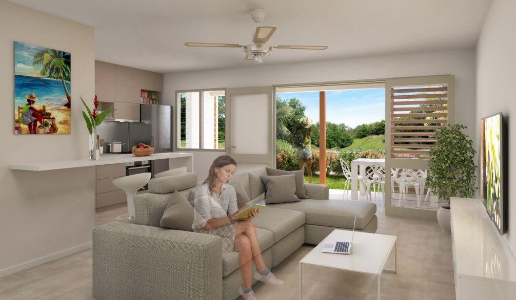 RE/MAX real estate, Guadeloupe, Petit-Bourg, Les Terrasses de St Jean, T3 neuf, Petit-Bourg