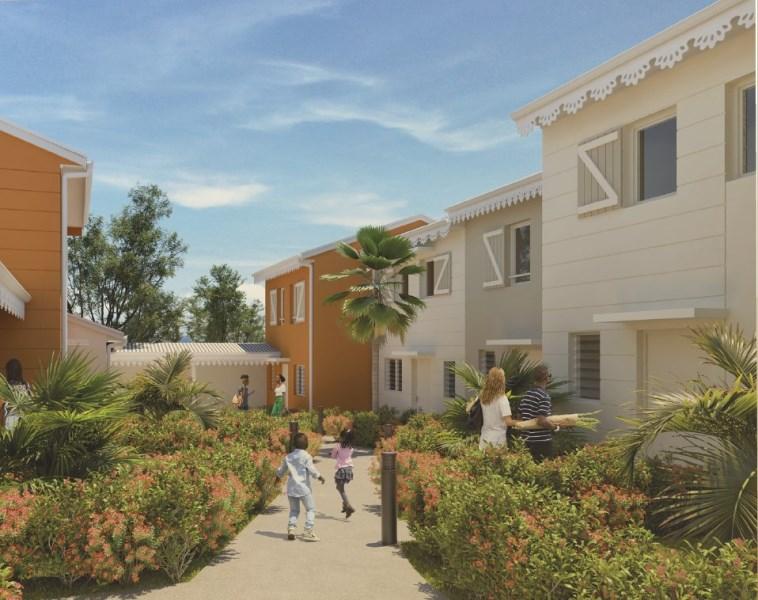 RE/MAX real estate, Guadeloupe, Le Moule, Les Jardins de Bellevue - T3 neuf