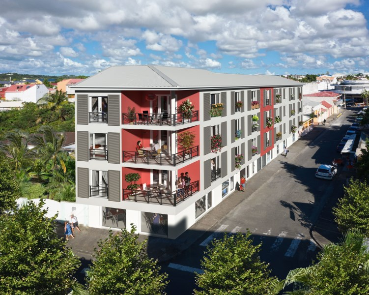 RE/MAX real estate, Guadeloupe, Saint-François, Carla Bay - T2 neuf - Centre ville Saint-François