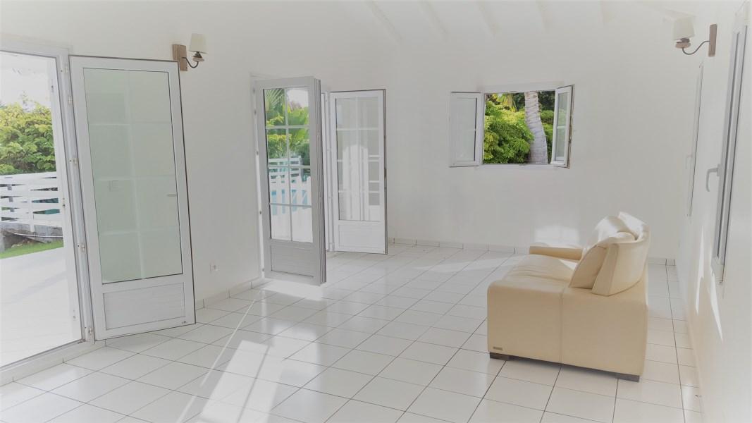 RE/MAX real estate, Guadeloupe, Saint-François, Villa meublée T4 90m² à  Saint François