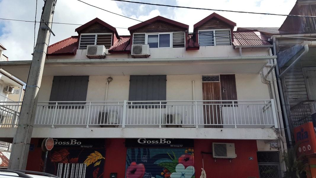 RE/MAX real estate, Guadeloupe, Pointe-à-Pitre, Bureaux à vendre sur Pointe à Pitre