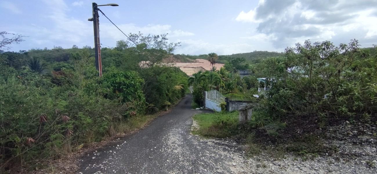 RE/MAX real estate, Guadeloupe, Le Gosier, Terrain a batir 662m² sur Gosier Mare Gaillard