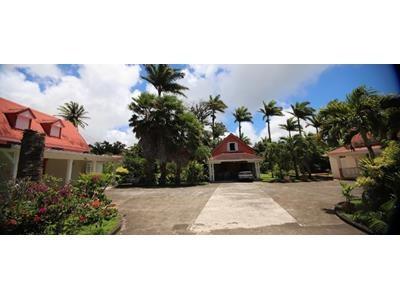 RE/MAX real estate, Guadeloupe, Haut de la Montagne, Propiété en pleine nature Saint Claude Guadeloupe