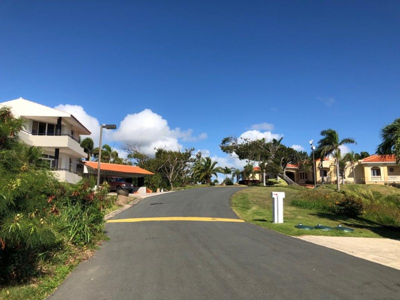 RE/MAX real estate, Puerto Rico, Humacao, Amazing views lot in Palmas del Mar