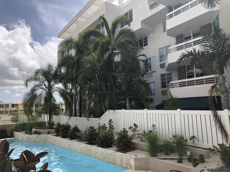RE/MAX real estate, Puerto Rico, Guaynabo, Remodeled Garden Apt  3B/2B 1 set of stairs