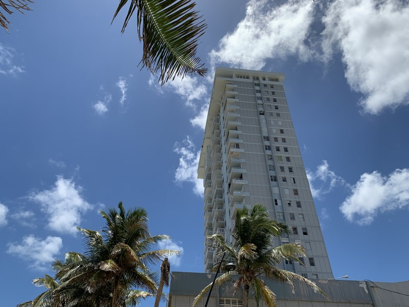 RE/MAX real estate, Puerto Rico, Luquillo, 18 Floor Ocean View Apartment