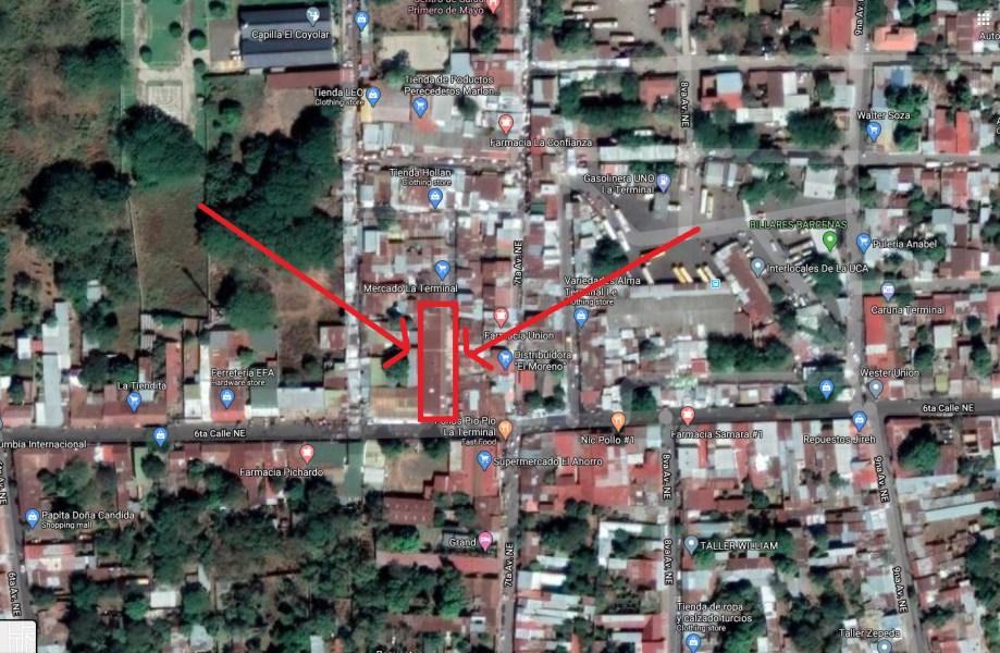 Remax real estate, Nicaragua, León, Para negocio comercial o bodega en zona estratégica de Leon Nicaragua
