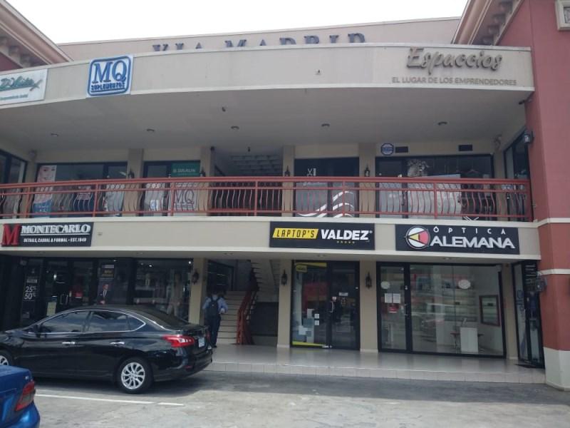 RE/MAX real estate, El Salvador, San Salvador, Local comercial en alquiler en Via Madrid Paseo General Escalon