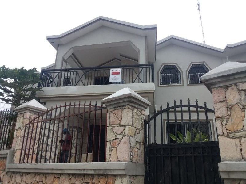 RE/MAX real estate, Haiti, Port-au-Prince - Kenscoff, Brand New House For Rent in Thomassin 39
