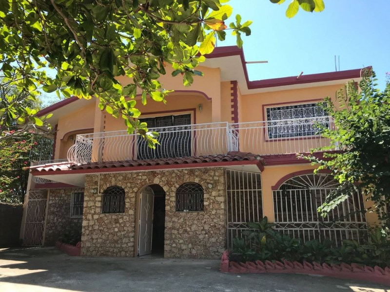 RE/MAX real estate, Haiti, Jacmel, Classic 2-Family Caribbean Style For Sale In Jacmel