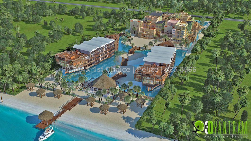 Remax real estate, Belize, San Pedro, #6906 - Isla Tesoro Penthouse
