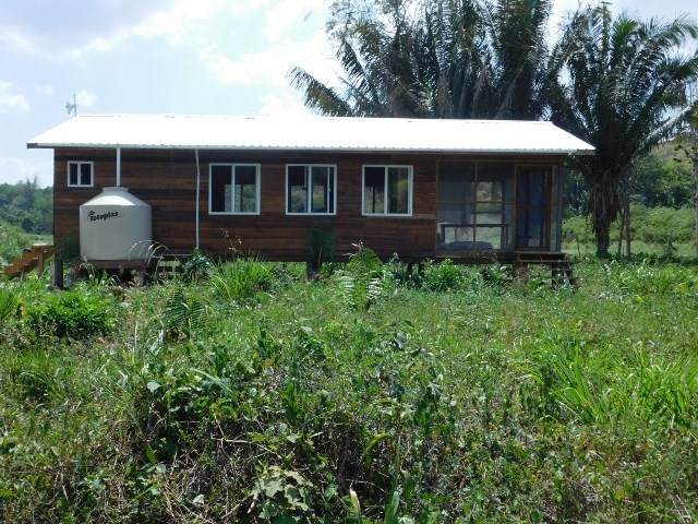 Remax real estate, Belize, Spanish Lookout, #2327 - A ONE ROOM CABIN ON 24 ACRES LOCATED AT SPANISH LOOKOUT, CAYO DISTRICT