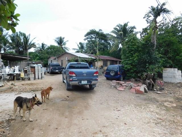 RE/MAX real estate, Belize, Belmopan, (2004) - AN INDUSTRIAL LOT IN BELMOPAN