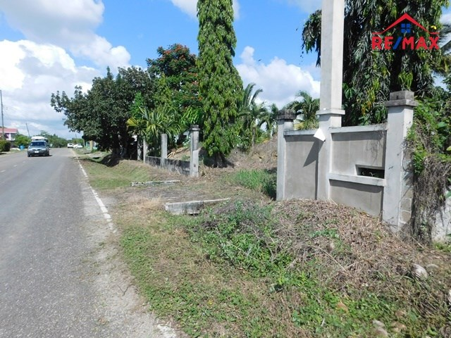 RE/MAX real estate, Belize, Belmopan, (#2017) - A LARGE LOT ON A RESIDENTIAL ESTATE IN BELMOPAN CITY, BELIZE.