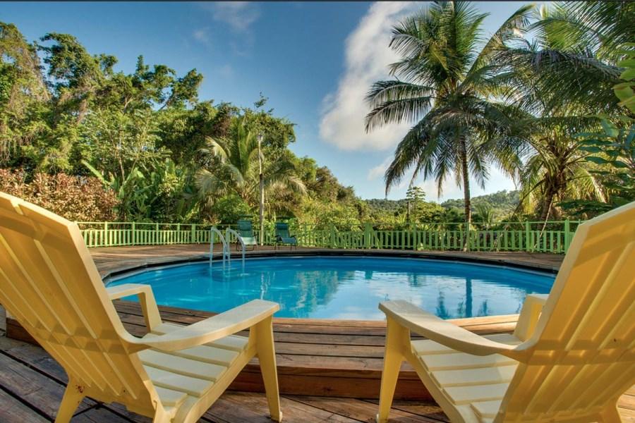 RE/MAX real estate, Belize, San Ignacio, (2382_ -  AN ECO-RESORT SET ON 15 ACRES AND LOCATED CLOSE TO SAN IGNACIO, CAYO DISTRICT, BELIZE.
