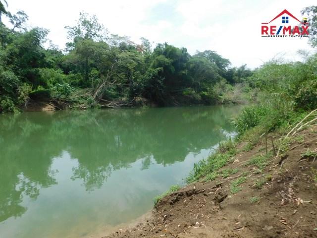 RE/MAX real estate, Belize, Banana Bank, #2056 - A 12.7 ACRE PARCEL OF RIVERSIDE LAND NEAR BELMOPAN.