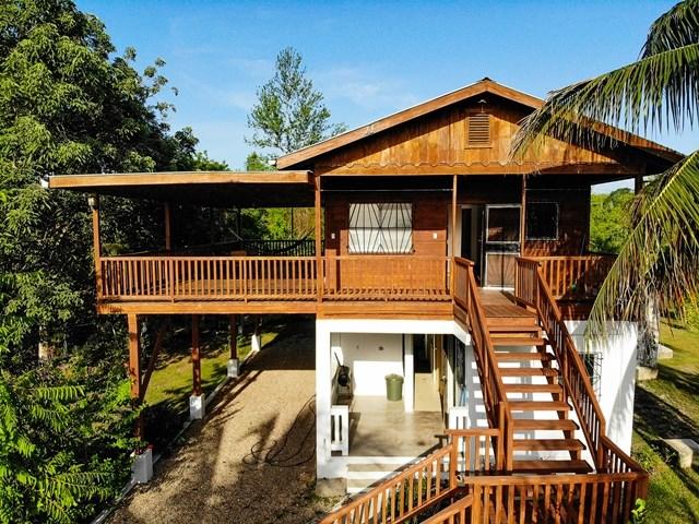 RE/MAX real estate, Belize, San Ignacio, # 4013 - BELIZE TWO BEDROOM HOME + 2.6 ACRES OF LAND - near SAN IGNACIO TOWN, CAYO