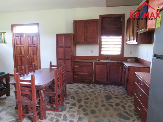 RE/MAX real estate, Belize, San Ignacio, # 4021 – BELIZE COLONIAL STYLE DUPLEX with RIVER VIEW – near SAN IGNACIO TOWN, CAYO DISTRICT