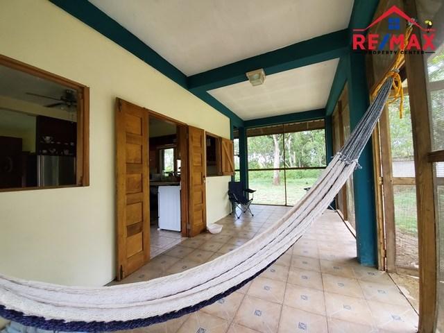 RE/MAX real estate, Belize, San Ignacio, # 4017 - TWO HOUSES + 5 ACRE FARM + POND - near SAN IGNACIO, CAYO DISTRICT