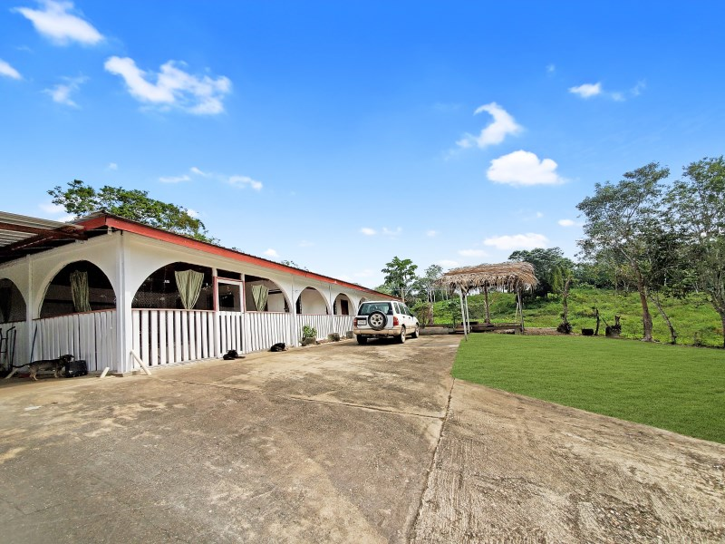 RE/MAX real estate, Belize, San Ignacio, # 4026 - 3 BEDROOM HOME + 2 ACRES with FRUIT TREES - near SPANISH LOOKOUT, CAYO DISTRICT