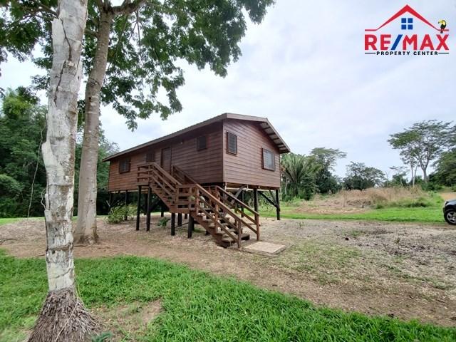 RE/MAX real estate, Belize, Belmopan, # 4029 - TWO CABINS + 39 ACRES on BELIZE RIVER - near BELMOPAN, CAYO DISTRICT