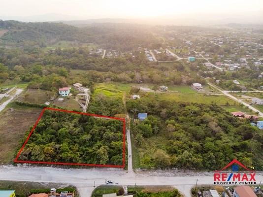 RE/MAX real estate, Belize, San Ignacio, Eight Prime Lots for Sale in San Ignacio Town, Cayo District