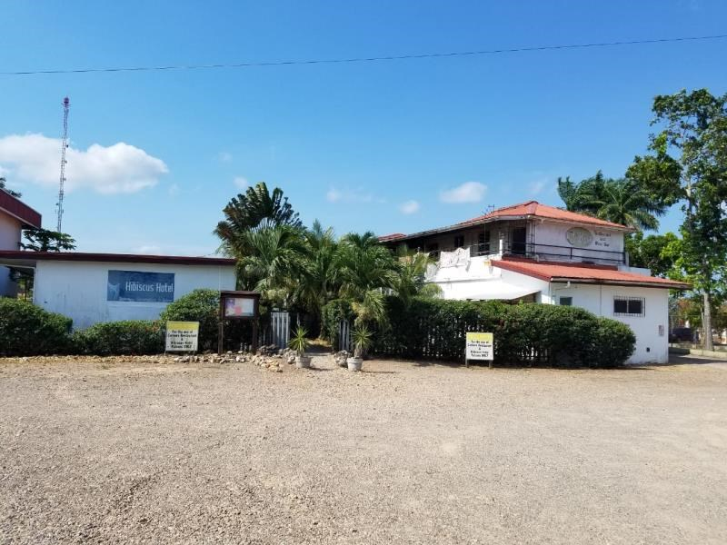 RE/MAX real estate, Belize, Belmopan, #4056 - Well Known Restaurant & Hotel Business For Sale in Belize's Capital City