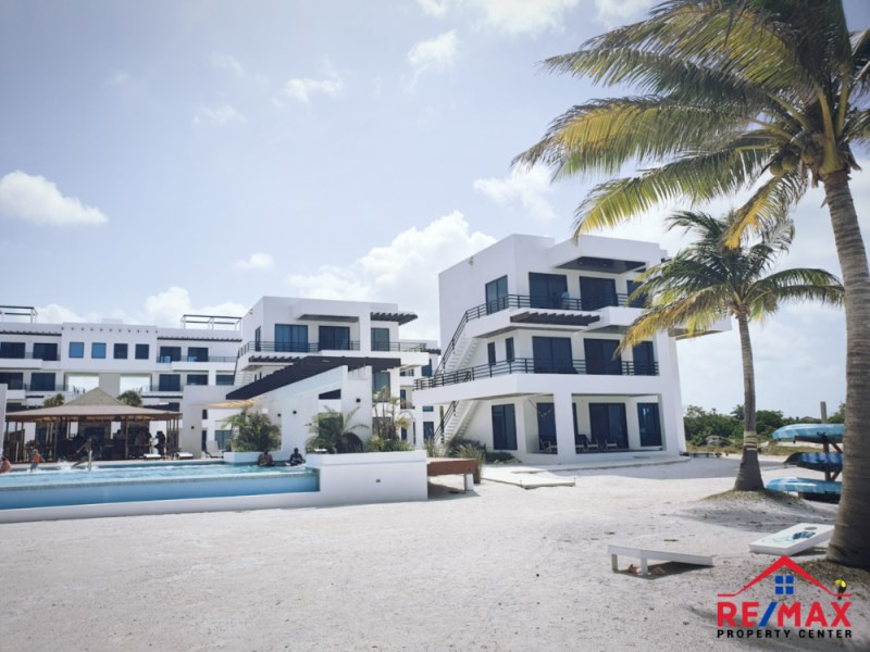 RE/MAX real estate, Belize, Caye Caulker, #1504 - Panoramic Oceanviews from Caye Caulker Condo in Belize