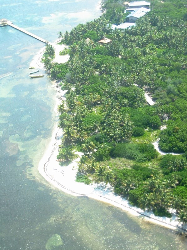 RE/MAX real estate, Belize, Ambergris Caye, Prime Island Parcel for that piece of Paradise