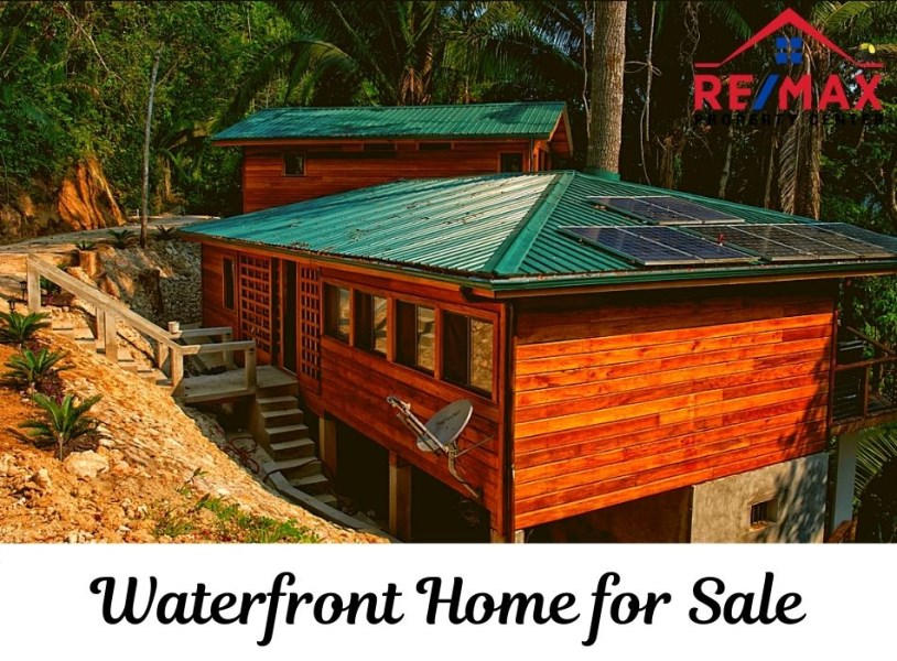 RE/MAX real estate, Belize, Benque Viejo, #7055 - 5 Bedroom Waterfront Home on the Macal River, Cayo, Belize