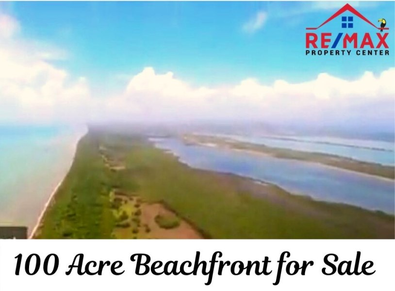 RE/MAX real estate, Belize, Gales Point, #7002 - 100 Acres in Coconut Walk, Belize District