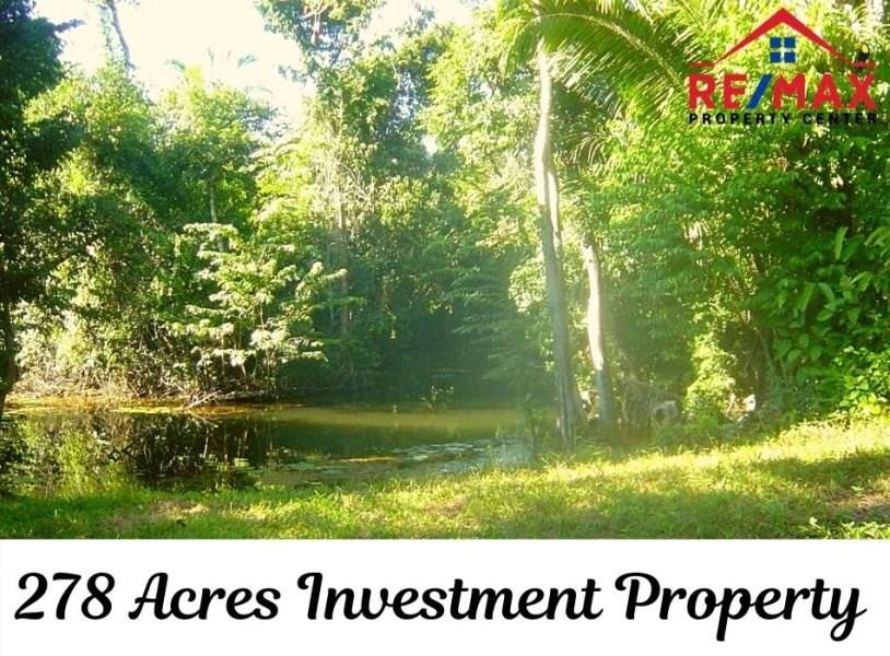 RE/MAX real estate, Belize, Jacinto Landing, #7011 - Parcels of Land located beside Machaca Hill in Toledo