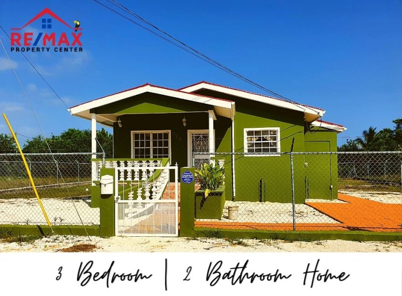 RE/MAX real estate, Belize, Lords Bank, #1519 - Beautiful Move in Ready Home in Lord's Bank, Belize District