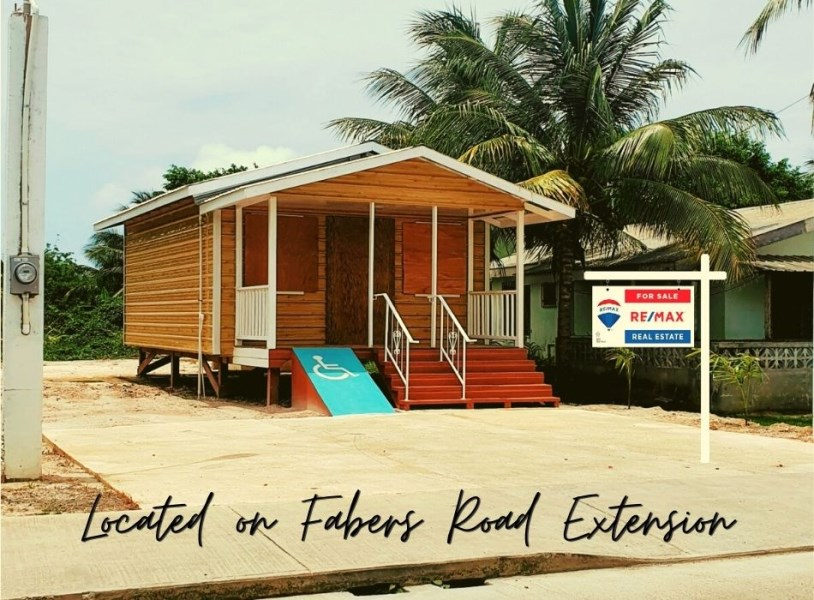 RE/MAX real estate, Belize, Belize City, Commercial/Residential Opportunity near Central American Boulevard, Belize City