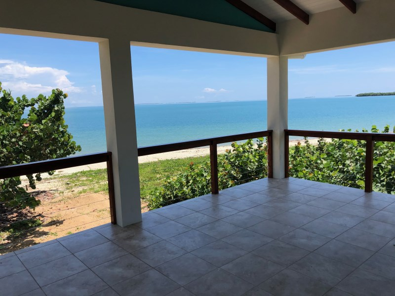 Remax real estate, Belize, Placencia, RENTAL ON THE BEACH