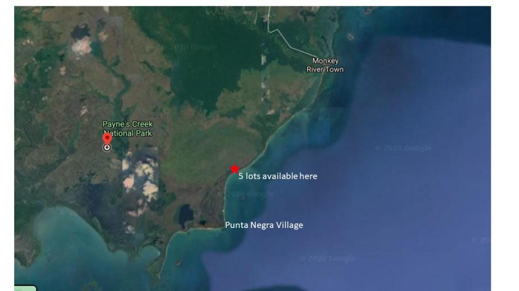 RE/MAX real estate, Belize, Punta Gorda, On the beach wilderness