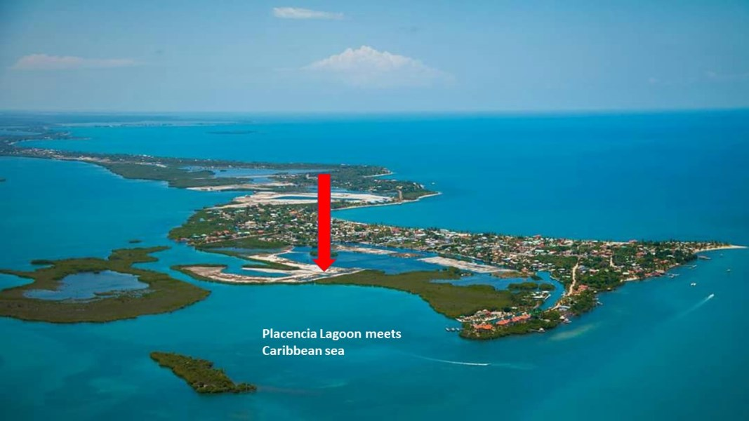 Remax real estate, Belize, Placencia, No man is an Island?
