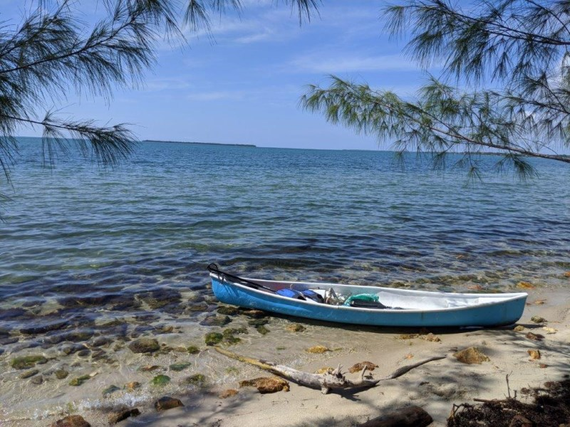 RE/MAX real estate, Belize, Placencia, Beach front large lot