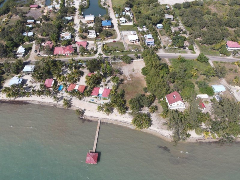 RE/MAX real estate, Belize, Placencia, On the Beach in Placencia