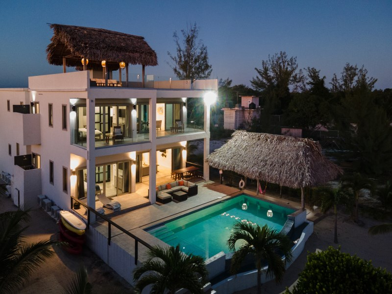 RE/MAX real estate, Belize, Placencia, Purpose built Caribbean holiday home / Business