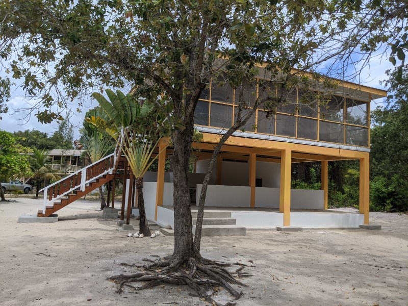RE/MAX real estate, Belize, Placencia, Holiday home steps to beach