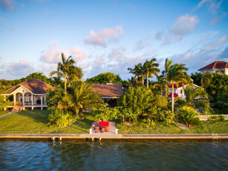 RE/MAX real estate, Belize, Placencia, Veritable Villa Amore